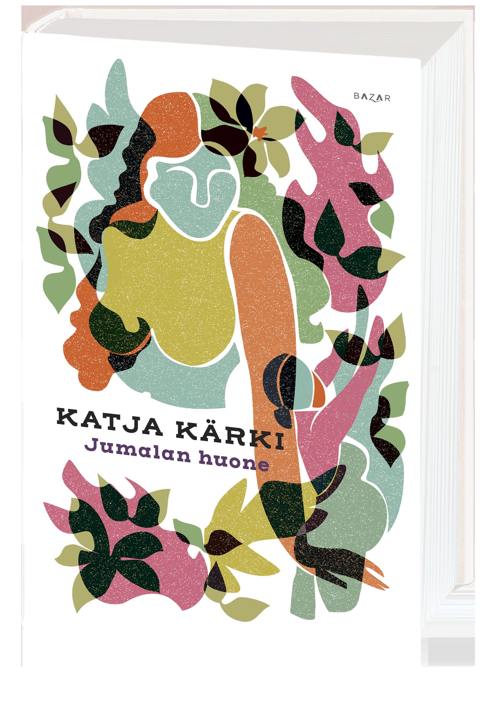 Naistenpäivänä pe 8.3.2019 klo 16-18 kirjailijavieraana Katja Kärki